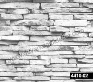 Taş desenli duvar kağıdı 4410-02