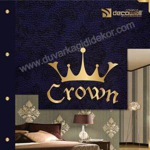 Crown duvar kağıdı