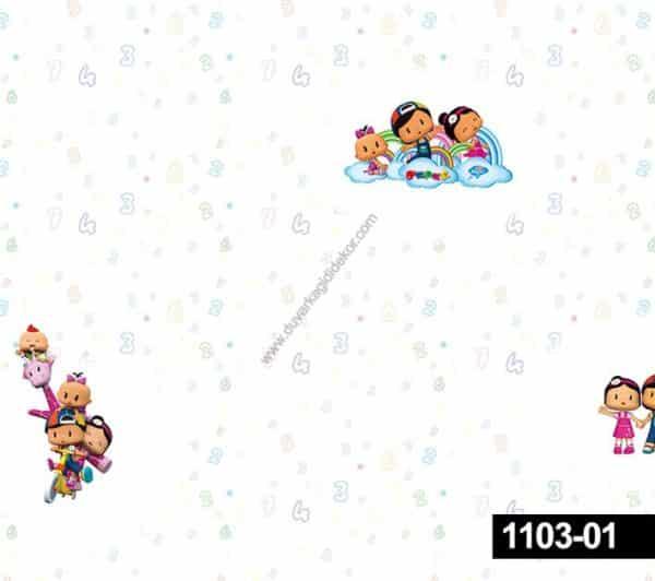 Çocuk odası duvar kağıdı 1103-01